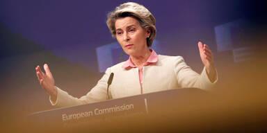 Corona-Impf-Chaos in EU: Von der Leyen räumt Fehler ein