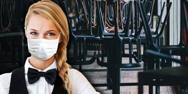 Corona-Plan: Längerer Lockdown für Gastro & Events | Wann was wieder aufsperrt