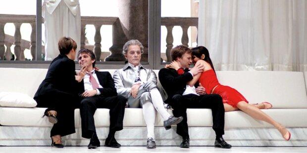 Nacht-Kritik: Hanekes Mozart-Regie