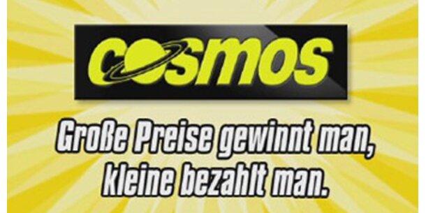 Cosmos ist vollständig entschuldet