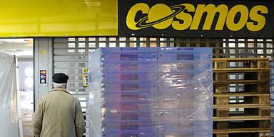 Cosmos droht Komplett-Schließung
