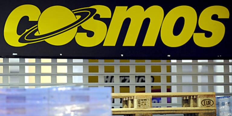 Cosmos war zweitgrößte Pleite