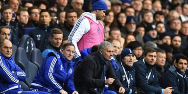 Chelsea-Star bewirft Coach Mourinho