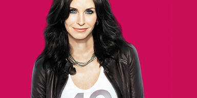 Cougar Town Star Courteney Cox ORF Serie Interview