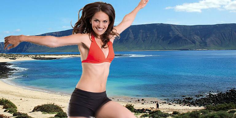 Countdown Bikini-Figur abnehmen Übungen