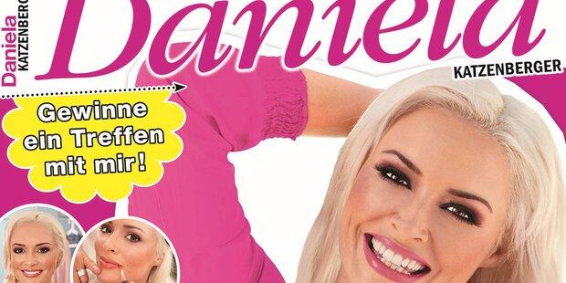 Daniela Katzenberger gibt es jetzt als Magazin