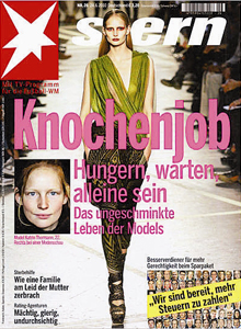 Cover STERN Iris Strubegger