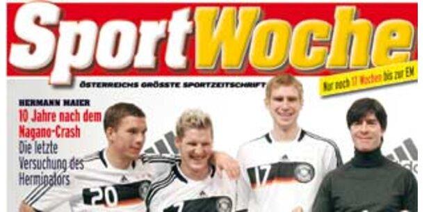 """Relaunch für die """"SportWoche"""""""