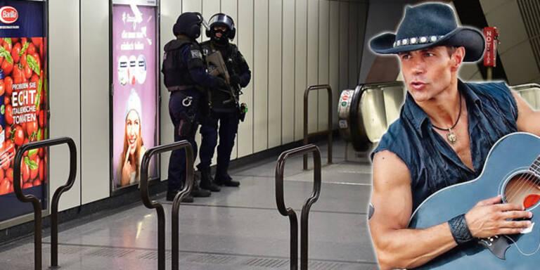 """""""Cowboy"""" löste Terror-Alarm in Wien aus"""