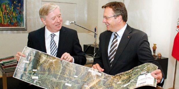 EU macht Stimmung für Brenner-Tunnel