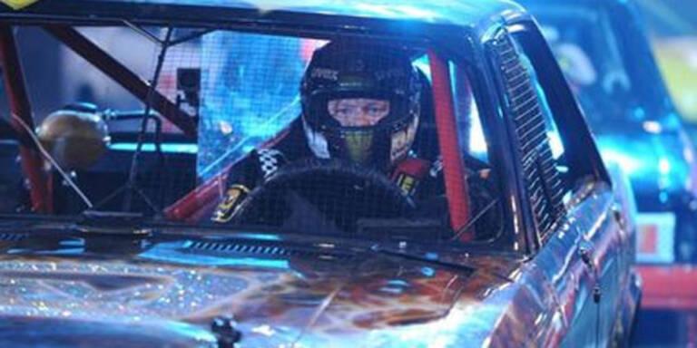 Stefan Raab lässt wieder Autos crashen
