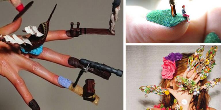 Die 11 verrücktesten Nail-Art Kreationen
