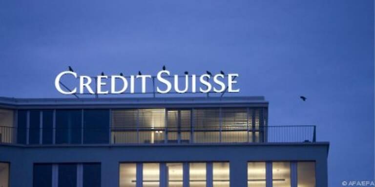 Credit Suisse übertraf Erwartungen der Analysten