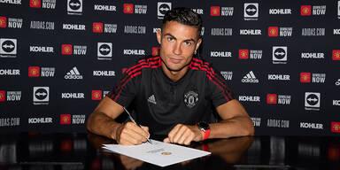 Ronaldo knackt Trikot-Verkaufsrekord