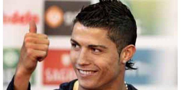 Cristiano Ronaldos Neue plaudert Sex-Fantasien aus