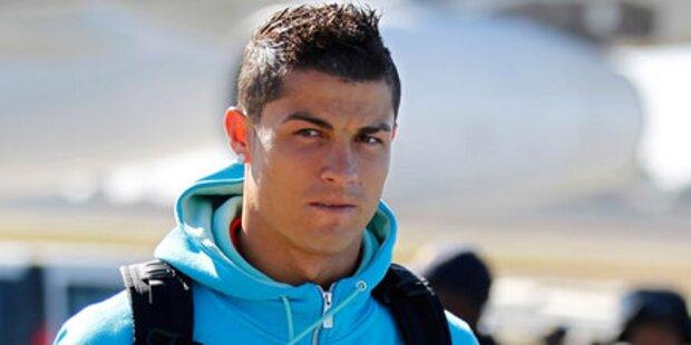Bezahlte Cristiano Ronaldo Leihmutter?