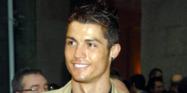 Ronaldo-Baby im Spital