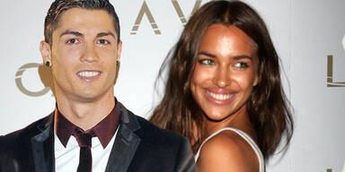 Cristiano Ronaldo, Irina Shayk
