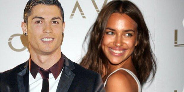 Ronaldo: Kommt nach Baby die Hochzeit?