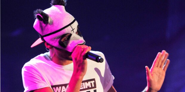 Rapper Cro bekommt Bambi