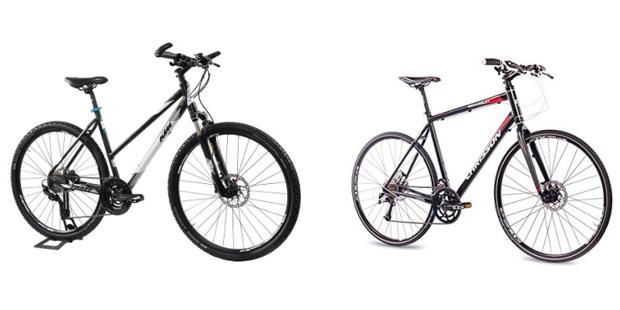 Crossbike - Vergleich