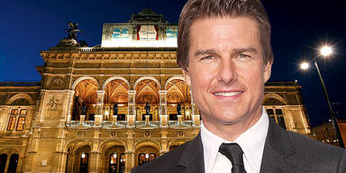 Tom CRUISE Staatsoper Mission Impossible 5