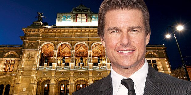 Tom Cruise dreht Mission Impossible 5 in Wien