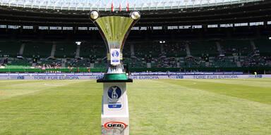 Änderungen sollen ÖFB-Cup attraktiver machen