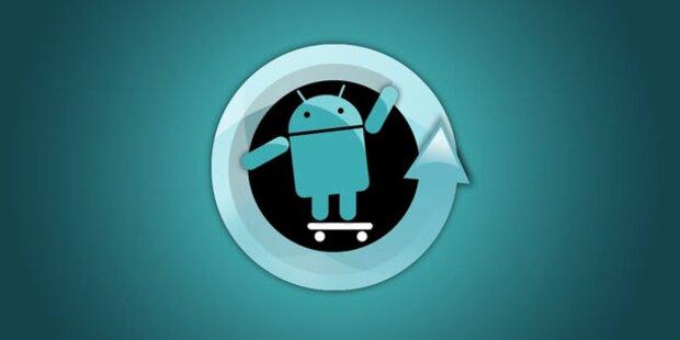 Google vs. alternatives Android-System