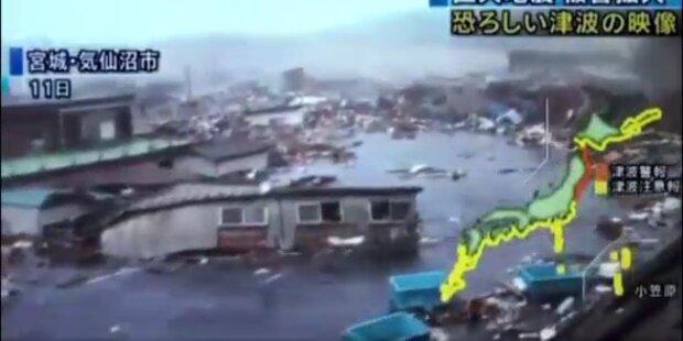 Tsunami-Trümmer erreichen US-Westküste