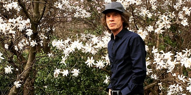 Jagger: Liebes-Show nach Herz-OP