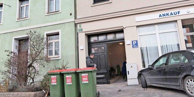 Ex sticht Frau vor Polizei nieder
