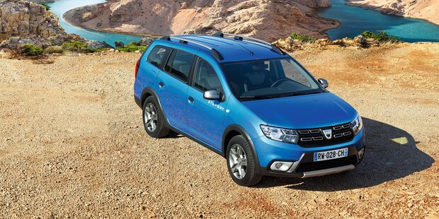 Dacia greift mit dem Logan MCV Stepway an