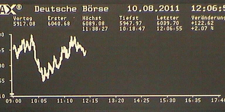 Europas Börsen schließen uneinheitlich
