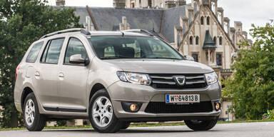 Neuer Dacia Logan MCV im Fahrbericht