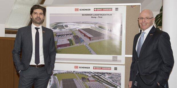 DB Schenker investiert 33 Mio. Euro