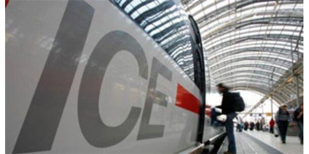 Warnstreiks bei Deutscher Bahn wieder beendet