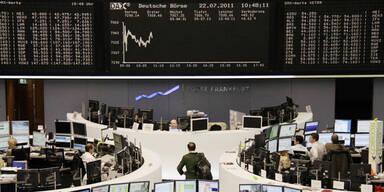 Deutsche Börse Frankfurt DAX