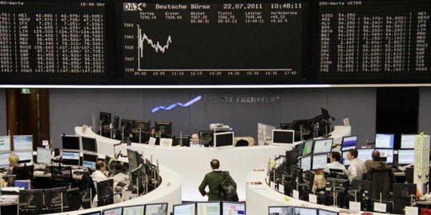 Europas Leitbörsen starten uneinheitlich