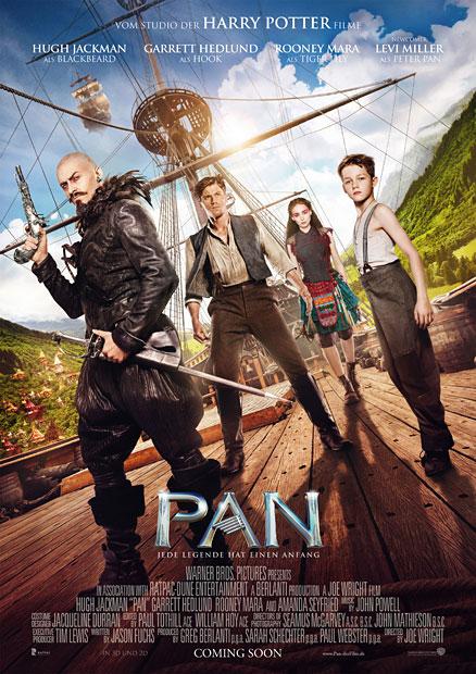 """Pan"" - Die besten Bilder"