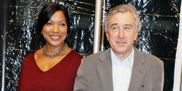 De Niro: Vater von Tochter Helen Grace