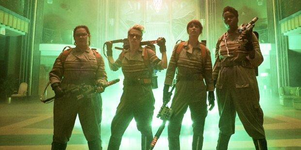 Negativ-Rekord für Ghostbuster-Trailer