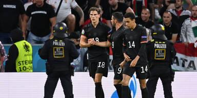 EM 2020: Deutschland jubelt gegen Ungarn