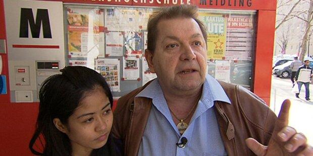 Robert Nissel vor Trennung mit Yulen