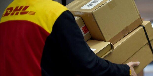 Paketbote begeistert mit Brief das Netz