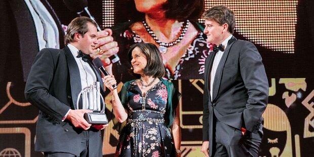 Top-Award für Tailored-Apps-Gründer