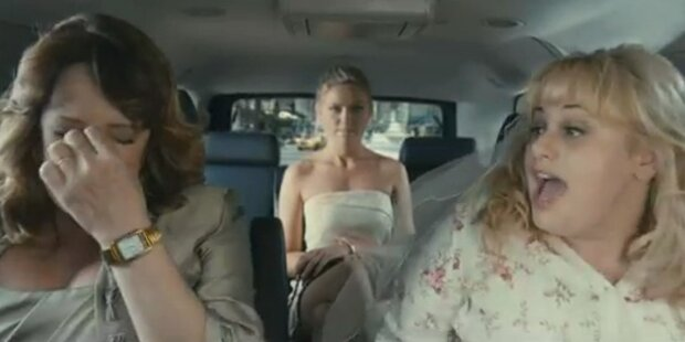 Die Hochzeit unserer dicksten Freundin