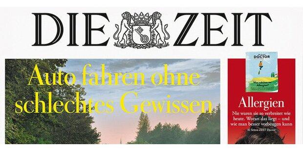 Zeit Verlagsgruppe steigert Umsatz