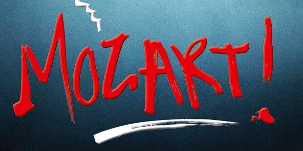 MOZART! rockt die Musical-Bühne