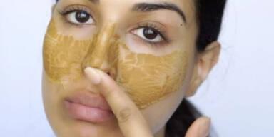 DIY Maske Mitesser